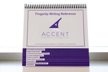 Accent Writing Guide
